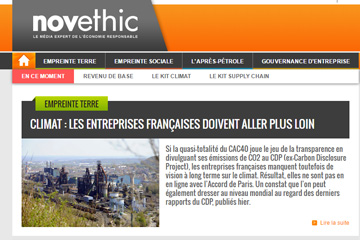 Directeur Adjoint de la Recherche (H/F) – NOVETHIC – CDI, Paris