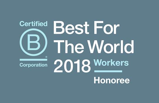 Birdeo parmi les meilleures sociétés B Corp du monde !