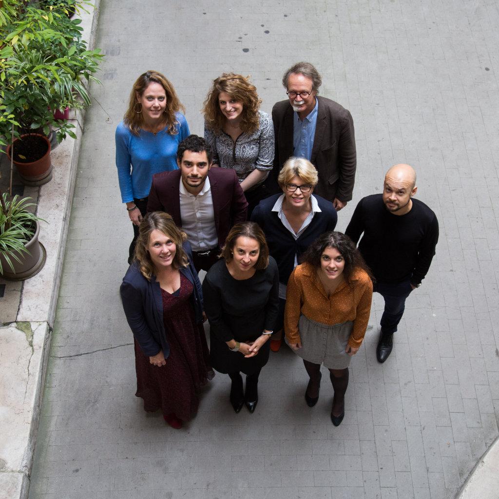 Equipe Birdeo RSE et développement durable