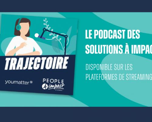 Podcast Trajectoire - People4Impact by Birdeo